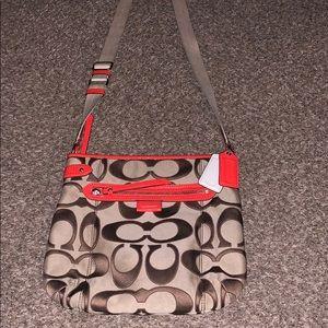I am selling a coach purse
